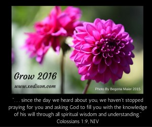 A Meme - Grow 2016 - Col. 1-9 - Used for One Yr Bible Invite Dec 30, 2015