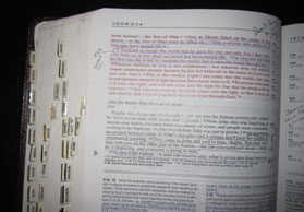 Bible Up Close - edited