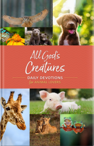 Book Cover - Guideposts - All God's Creatures - March 2019