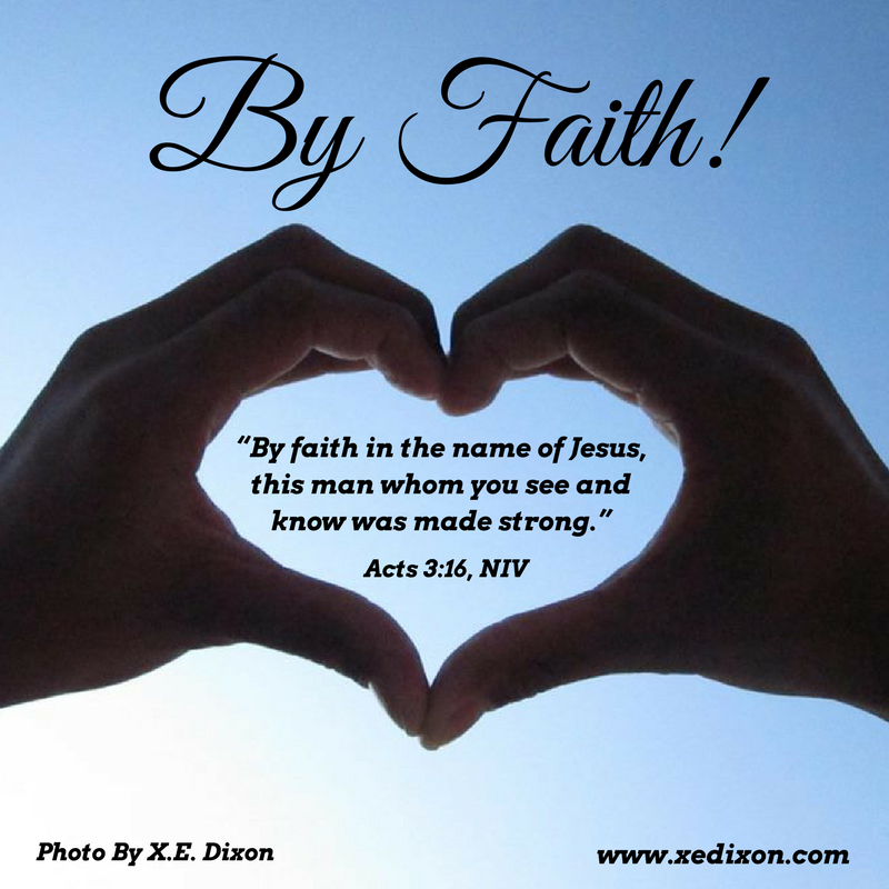 MEME - Acts 3 v 16