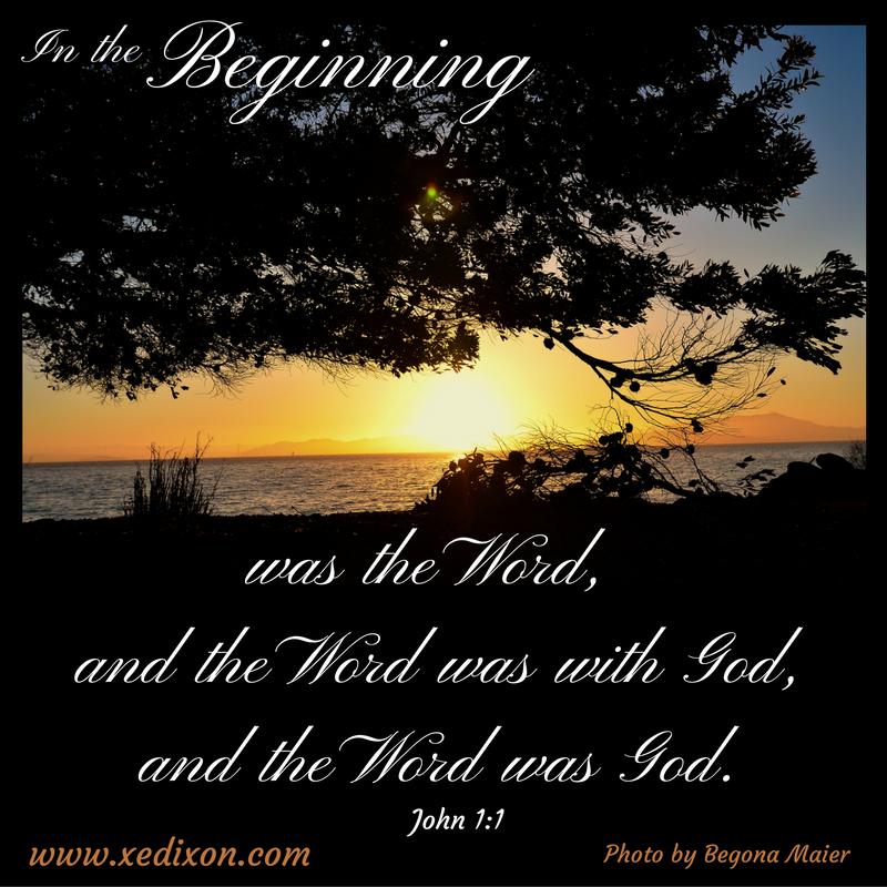 MEME - John 1 v. 1