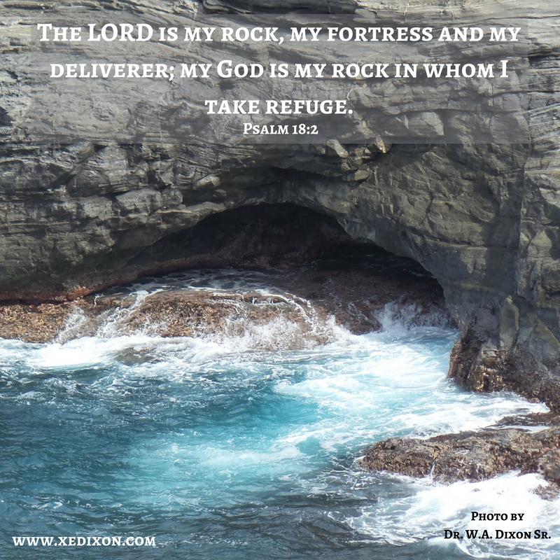 MEME - Psalm 18 v 2