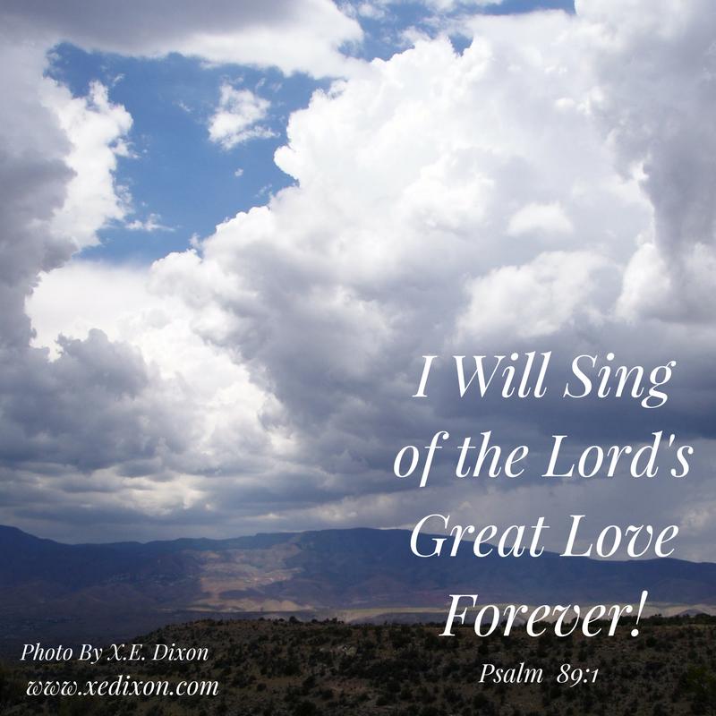MEME - Psalm 89 v 1