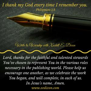 MEME - Write to Worship - Philippians 1 v 3 - EDITED