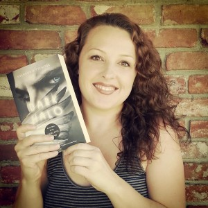 Shannon Dittemore Author Photo with Dark Halo August 2013