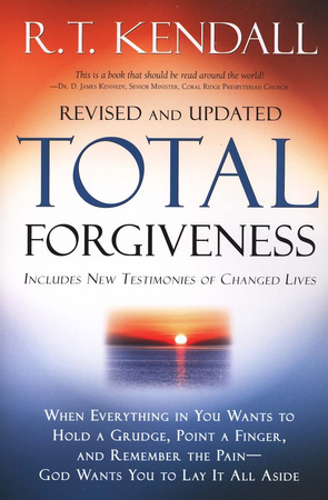 Total Forgiveness by RT Kendall Book Cover Option 4