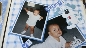 Xavier Baby Picture